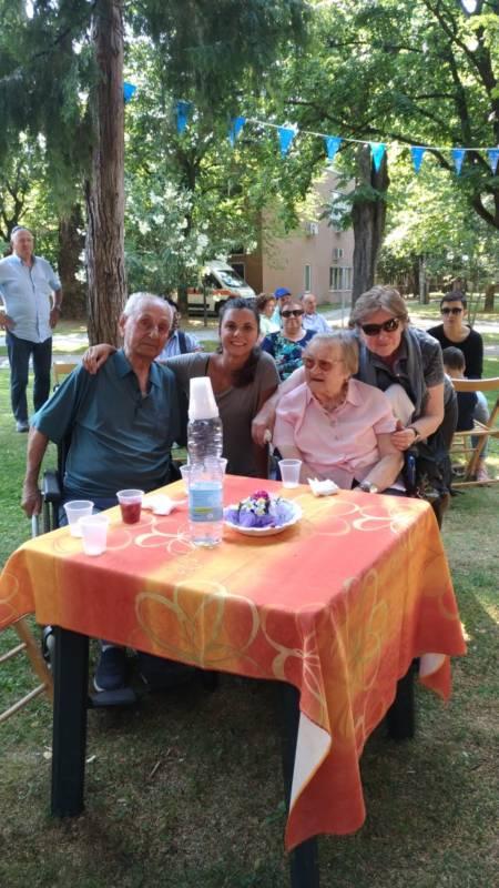 Festa dell'estate a Villa Rodriguez
