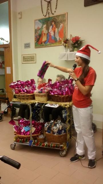 Anche quest'anno la tradizionale tombola della Vigilia di Natale!