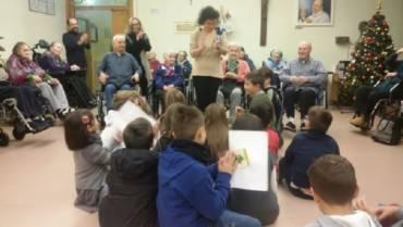 Canti di Natale con i bambini della nostra Parrocchia