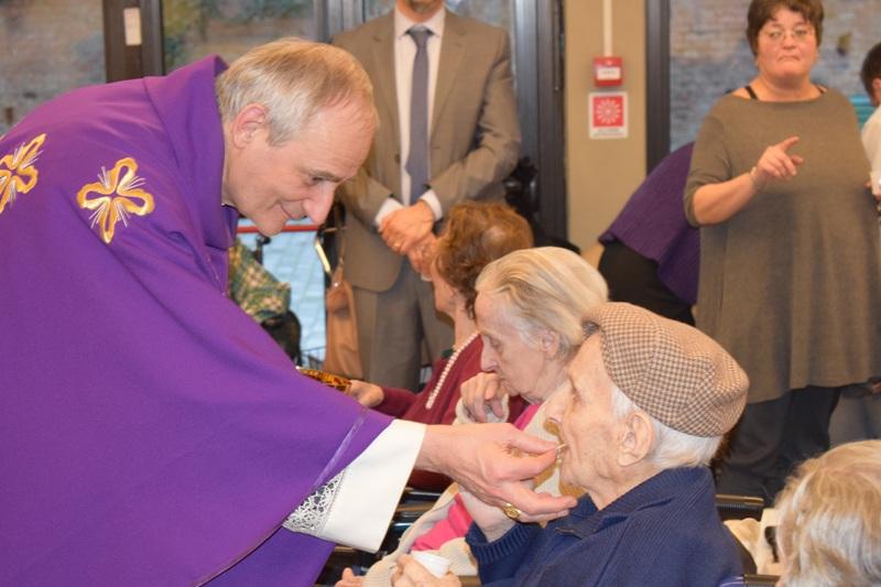 S.Messa con il nostro Vescovo