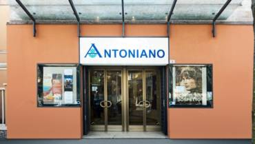 Pomeriggio al teatro Antoniano!